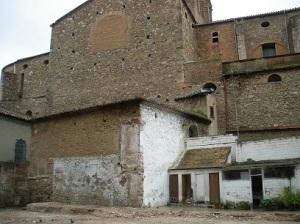 17- Capella dels Segadors, edifici pertanyent a l'antiga esglèsia (Fons J. Petit)